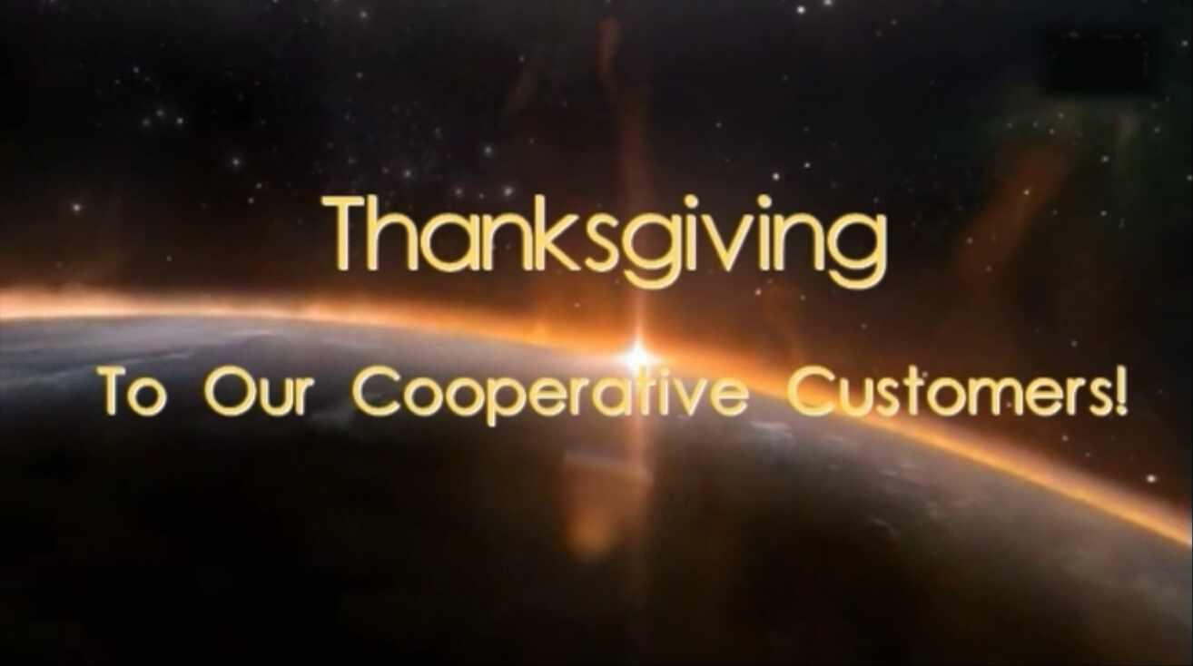 Cooperative Customer-Show