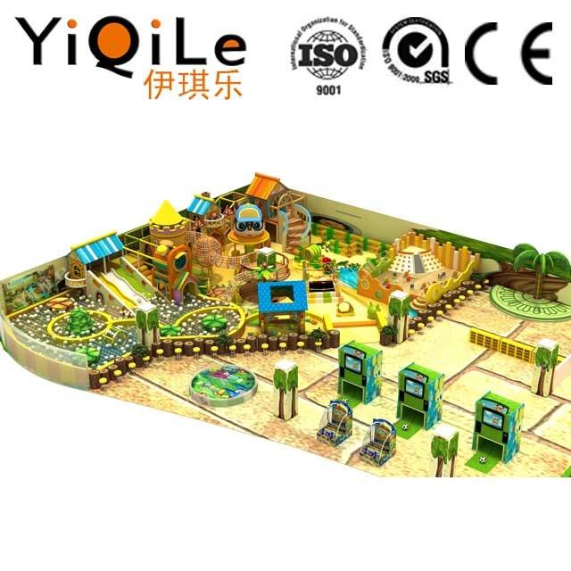 Indoor sport amusement park games