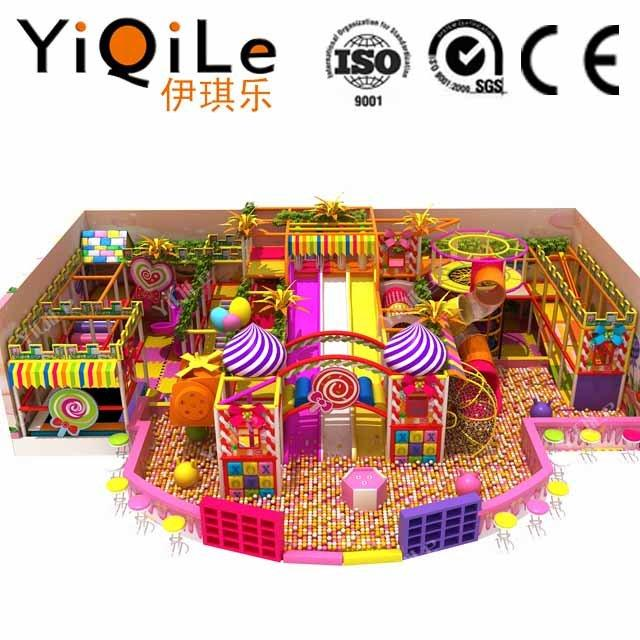 Children playground equipment playhouse