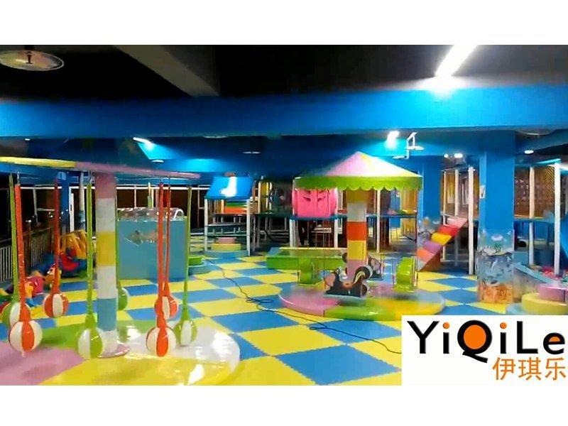 Indoor Playground Project