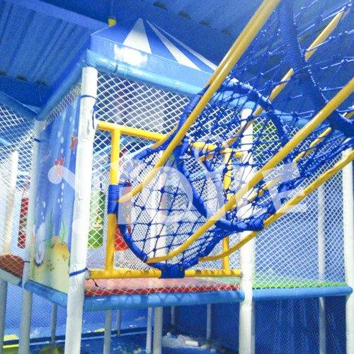 Indoor Climbing Frame in Egypt