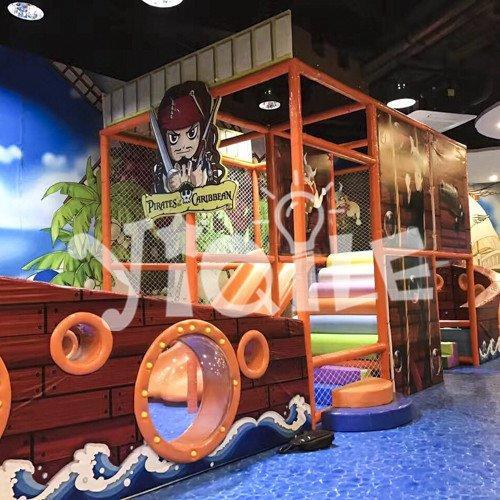 Caribbean Pirates Kids Indoor Playground in Philippines