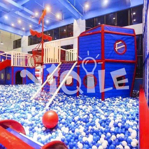 Large Indoor Castle Theme Park in Belgium
