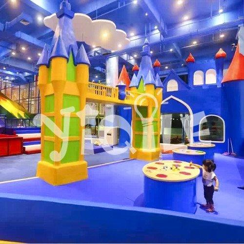 Large Indoor Castle Theme Park in Belgium