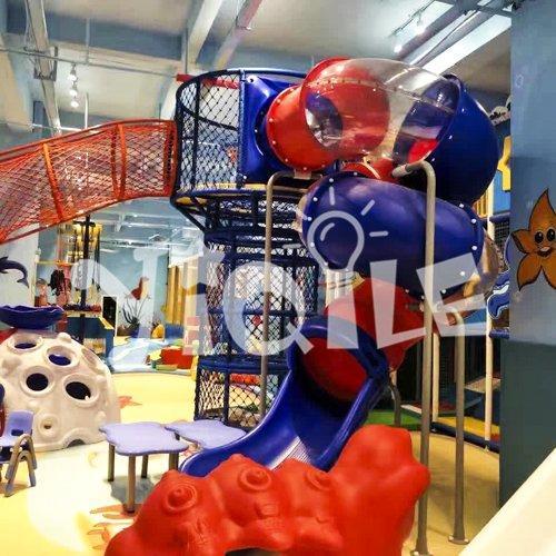 Sea World Children Commercial Indoor Playground Equipment