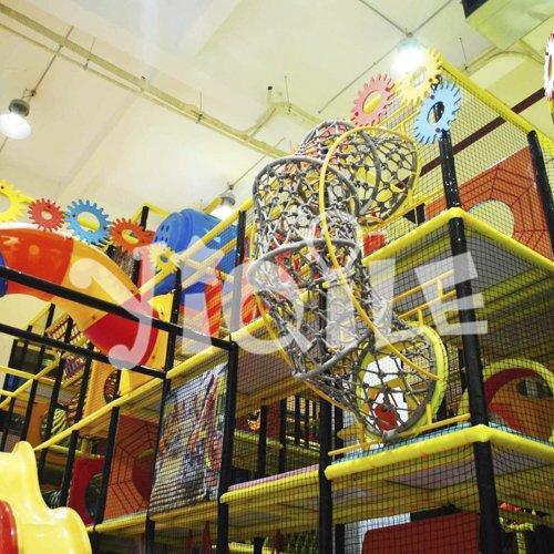 Sunshine Children Theme Indoor Park in England