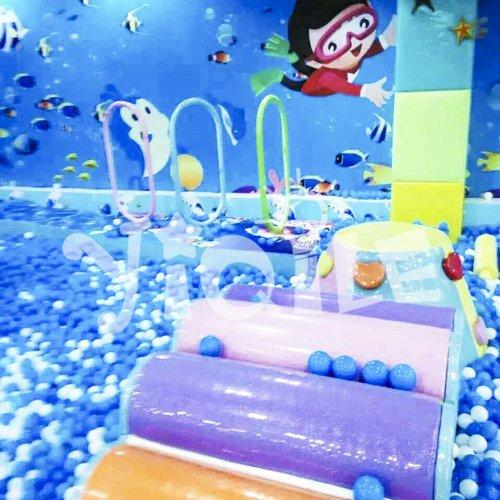Blue Ocean Indoor Playground in Canada