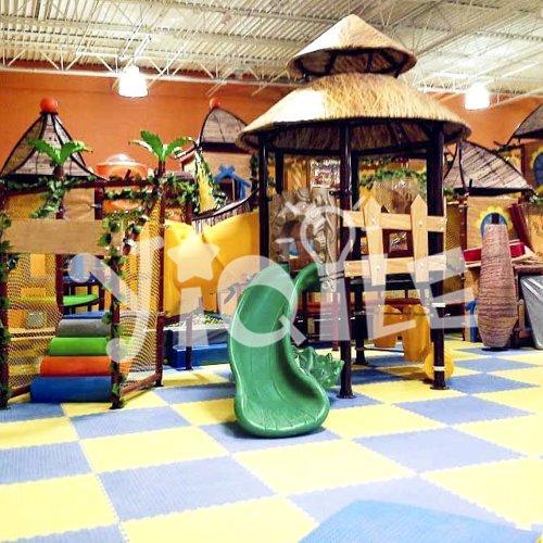 Savage Tribe Children Commercial Indoor Playground Equipment