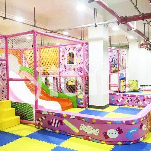 Pink Candy Indoor Kids Play Area Toys in Columbia